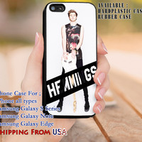 Cool and Handsome Luke Hemmings iPhone 6s 6 6s+ 5c 5s Cases Samsung Galaxy s5 s6 Edge+ NOTE 5 4 3 #music #5sos dl8