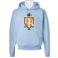 Ouran Host Club Manga Anime Pullover Hoodie S - 3XL Light Blue