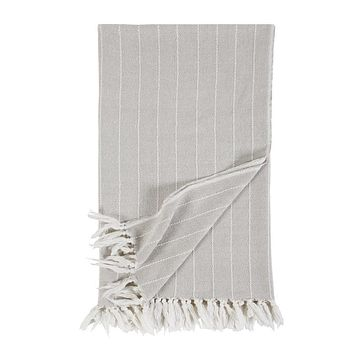Henley Oat Throw by Pom Pom at Home