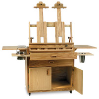 Best Caitlin Taboret and Easel - BLICK art materials