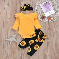 Newborn Infant Baby Girl Winter clothes 2020
