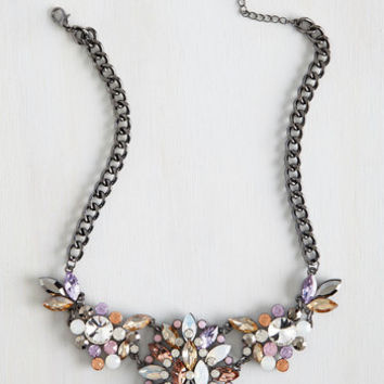 Statement Your Shine Will Come Necklace by ModCloth