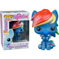 #My Little Pony | Rainbow Dash Glitter POP! VINYL