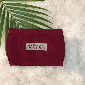 Baby Girl Tube Top