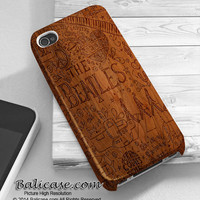the beatles wood iphone 4/4s/5/5c/5s case, the beatles wood samsung galaxy s3/s4/s5, the beatles wood samsung galaxy s3 mini/s4 mini, the beatles wood samsung galaxy note 2/3