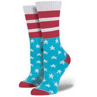 Stance | Americana White, Blue, Pink socks | Buy at the Official website Main Website.