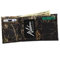 Weber's Trifold Mossy Oak Break-Up Wallet