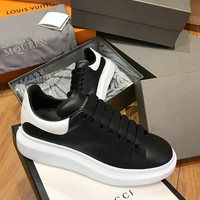 Alexander Mcqueen Leisure Sports Shoes-3