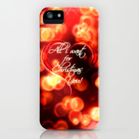 All i want... iPhone & iPod Case by Emiliano Morciano (Ateyo)