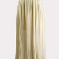 Acrux Pleated Skirt