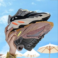 Bunchsun ADIDAS YEEZY 700 Tide brand men and women models wild old shoes sneakers