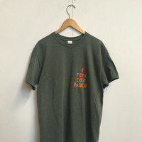 Rare Kanye West I Feel Like Pablo T-shirt