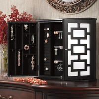 Bombay® Ibiza Jewelry Box, Ebony