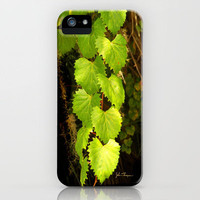 Love Ivy iPhone Case by JT Digital Art  | Society6
