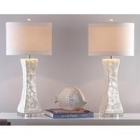 """Shelley Concave 30.5"""" Table Lamp"""