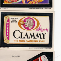 1979 Wacky Pack Stickers Lot of 3