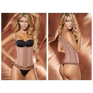 Ann Chery 5173 Powernet Marilyn Shapewear Color Brown