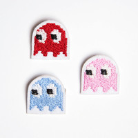 Friendly Ghosts Patch Pin Set