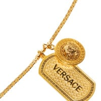 Medusa Necklace With Tag