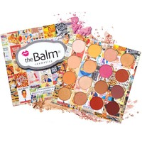 The Balm Cosmetics 6-color Eye Shadow [501352792079]