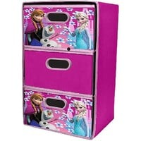 Disney Frozen Collapsible 3-Drawer Storage - Walmart.com