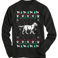 Retriever Ugly Christmas Sweater