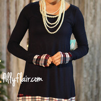 Visions of Sugarplums in Navy - What's New