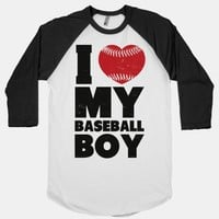 I Love My Baseball Boy | HUMAN