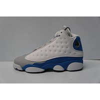 Air Jordan Retro 13 XIII 'Italy Blue'
