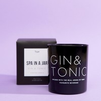 Typo Gin & Tonic Candle at asos.com