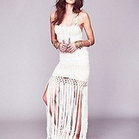 Free People  Clothing Boutique > Debbie's Limited Edition White Dress
