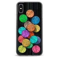 Lucky Pennies iPhone Xs Max case