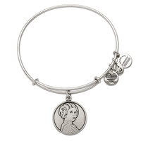 Princess Leia Bangle by Alex and Ani - Star Wars | Disney Store