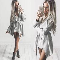 Women's Fashion Winter Long Sleeve Coat Jacket [9521386820]