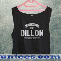 Our 2nd Life Ricky Dillon Womens Crop Tank