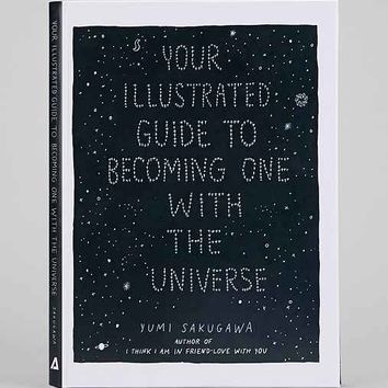 Your Illustrated Guide To Becoming One With The Universe By Yumi Sakugawa