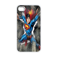 Superman in Action iPhone 4[S] Case