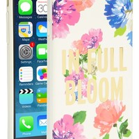Women's kate spade new york 'in full bloom' iPhone 6 case