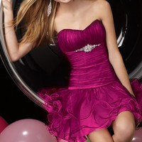 Alyce Sweet 16 3525 Dress