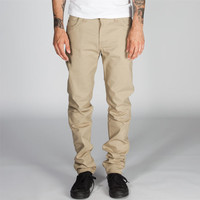Dickies 810 Mens Skinny Pants Khaki  In Sizes