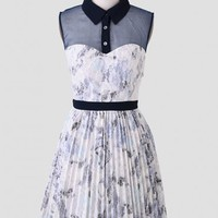 Kelly Lace Dress By Pink Martini