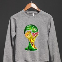 Limited Edition World Cup 2014 Sweatshirt Collections