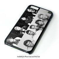 5Sos Collage 2 Design for iPhone and iPod Touch Case
