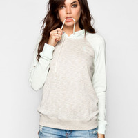 Volcom Lived In Womens Hoodie Oatmeal  In Sizes
