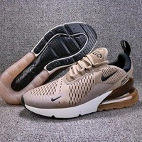 "Nike Air Max 270 ""Sepia Stone"" Running Shoes - Best Deal Online"