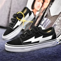 2018 REVENGE x STORM Old Skool Shoes 36-44