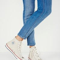 Free People Vintage Leather Travel Chucks