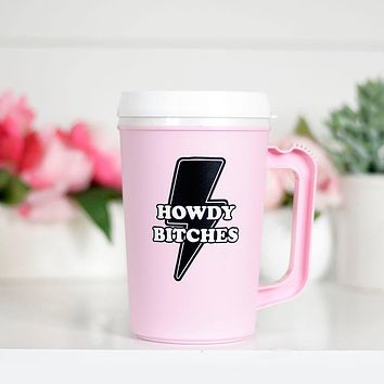 Howdy Thermal Insulated Cup