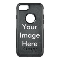 Customized OtterBox Commuter iPhone 7 Case