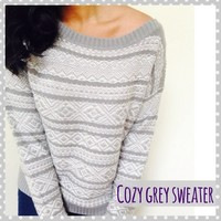✨New✨Cozy great knit sweater Old Navy